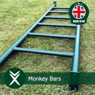 metal monkey bar