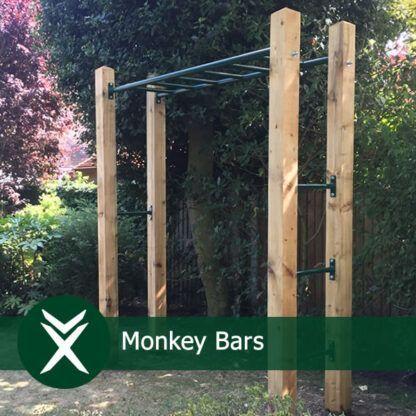 Metal Monkey Bars For Garden