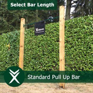Garden Pull Up Bar