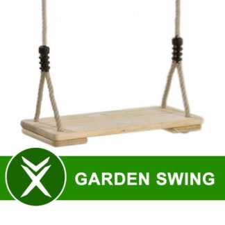 Garden Swing for Pull Up Bars
