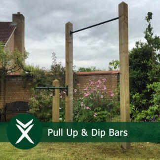 Pull Up Bar & Di[ Bar Garden