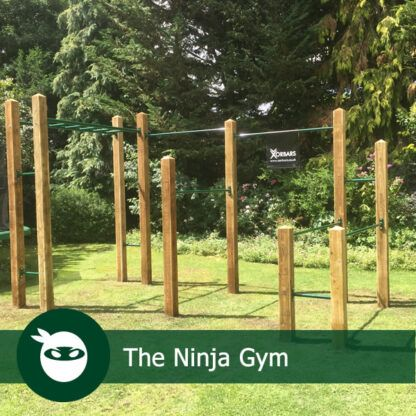 The Ninja Warrior Gym