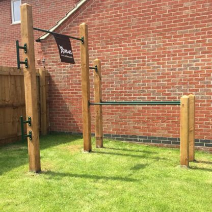 calisthenics garden gym