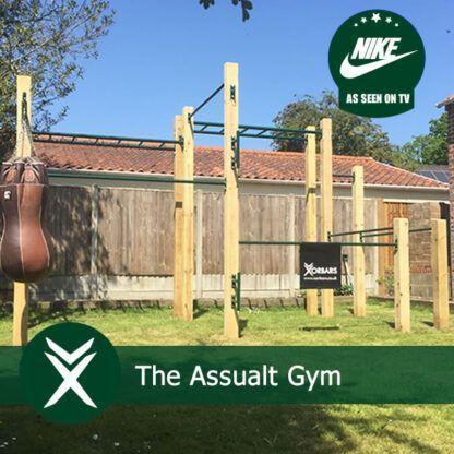 Assault Garden Gym Calisthenics