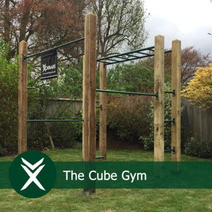 The Cube Calisthenics Gym