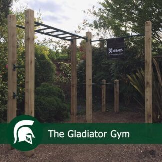Gladiator Pull Up Bars