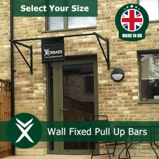 Calisthenics Wall mounted Pull Up Bar
