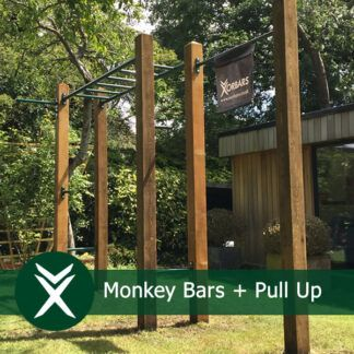 Monkey Bar & Pull Up Bar