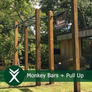 Monkey Bar & Pull Up Bar