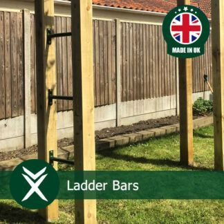 Monkey Bar Ladders