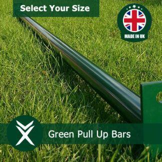 Garden Pull Up Bars