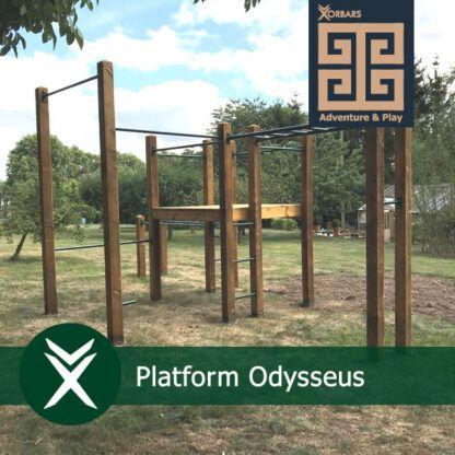 Odysseus climbing rig garden