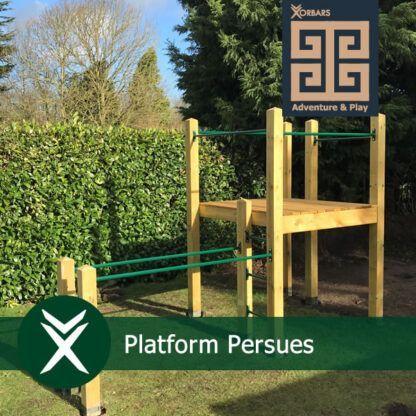 climbing platform parkour