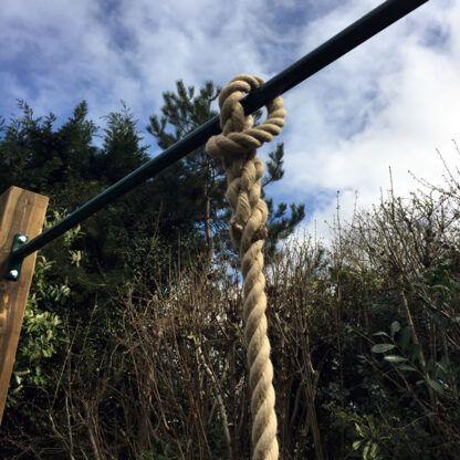 Garden Rope Climb