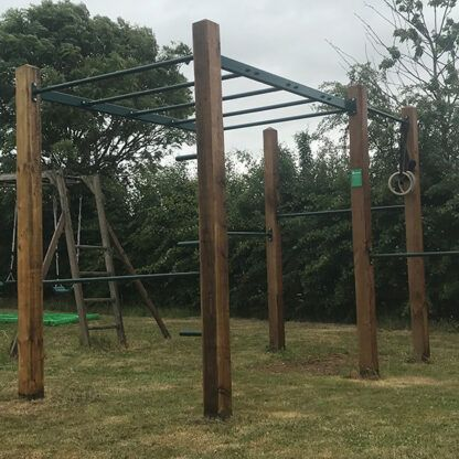 Metal Gorilla Bars