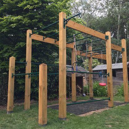 Gorilla Bars Garden