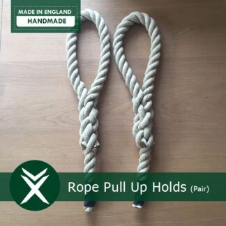 Rope holds